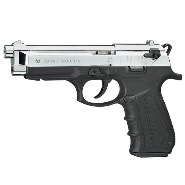 Schreckschußpistole Zoraki 918 chrom