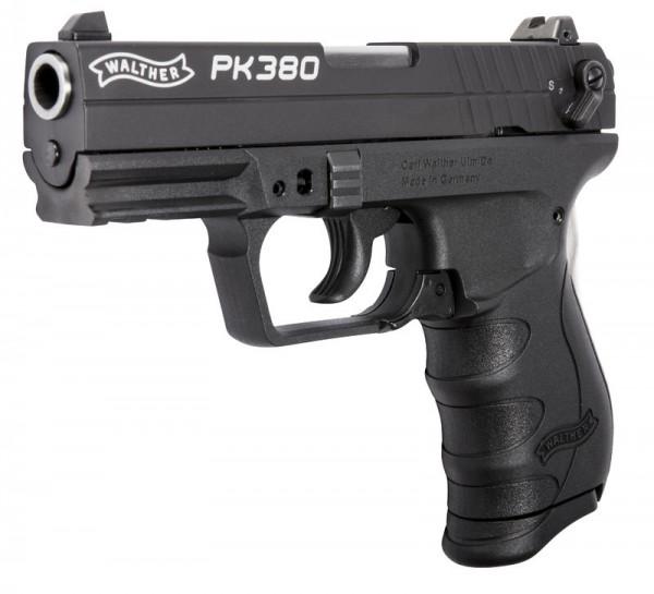 Schreckschußpistole Walther PK 380 9mm P.A.Knall