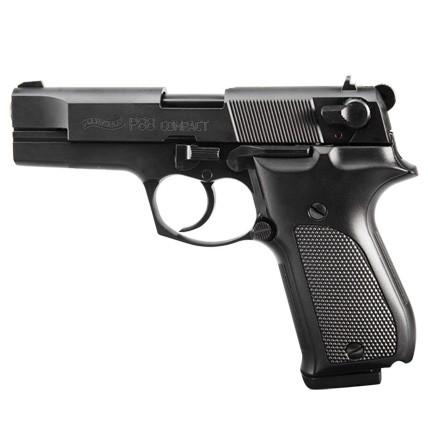 Schreckschußpistole Walther P 88 brüniert 9mm P.A.Knall