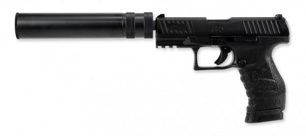 Schreckschußpistole Walther PPQ M2 Navy-Kit