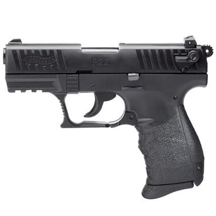 Schreckschußpistole Walther P 22Q 9mm P.A.Knall