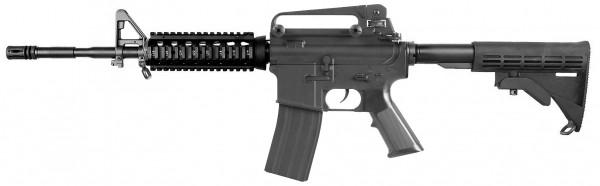 M4A1 RIS CO2 Luftgewehr Vollmetall