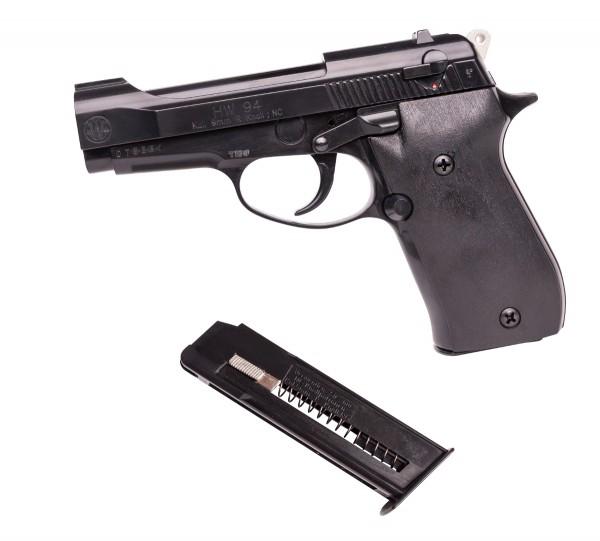 Schreckschußpistole Weihrauch HW 94 brüniert 9mm R.K