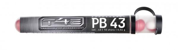 Pfeffermunition cal.43