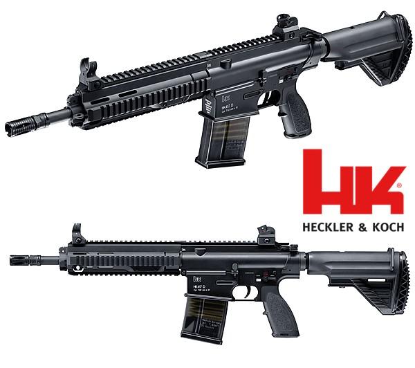 H&K 417D (S) AEG H&K/ VFC