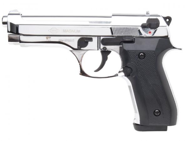 Schreckschußpistole Ekol Magnum chrom 9mm P.A.K