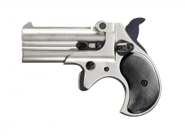 Schreckschußpistole Röhm Derringer nickel 9mm knall