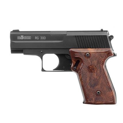 Schreckschußpistole Röhm RG 300 brüniert 6mm Knall