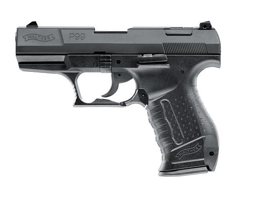 Schreckschusspistole Walther P99 SV Stahlschlitten 9mm knall
