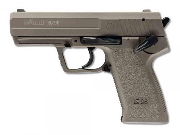Schreckschußpistole Röhm RG 96 Icon grey 9mm P.A.K