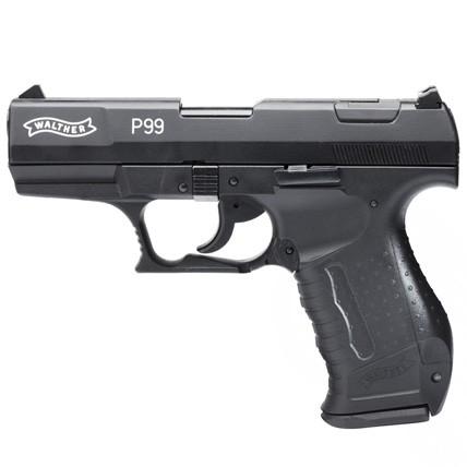 Schreckschußpistole Walther P99 brüniert 9mm P.A.K