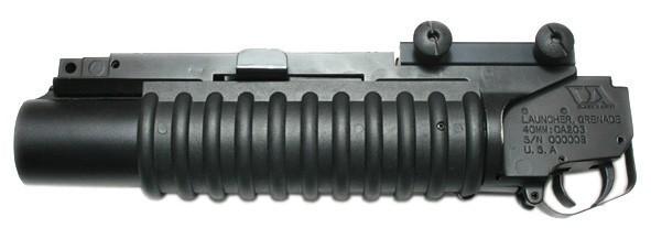 CA-M203 Grenade Launcher short