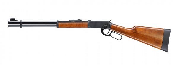 Walther Lever Action CO2 Luftgewehr Set