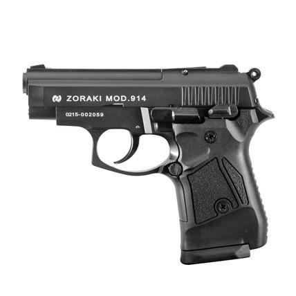 Schreckschußpistole Zoraki 914 brüniert