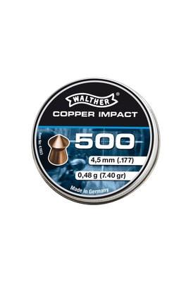Walther Copper Impact Kupferspitzdiabolo 4,5mm
