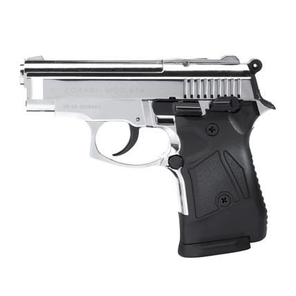 Schreckschußpistole Zoraki 914 chrom
