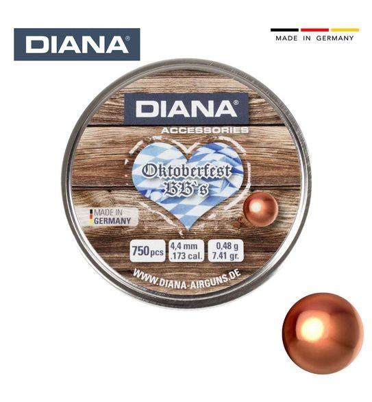 Diana Oktoberfest BB's 4,4mm