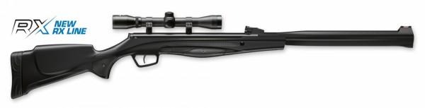 Stoeger RX 20 S3 mit Schalldämpfer und ZF 4x32