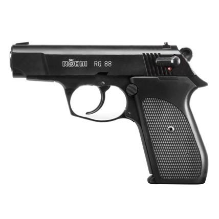 Schreckschußpistole Röhm RG 88 brüniert 9mm P.A:k