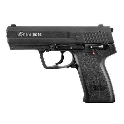 Schreckschußpistole Röhm RG 96 brüniert 9mm P.A.K