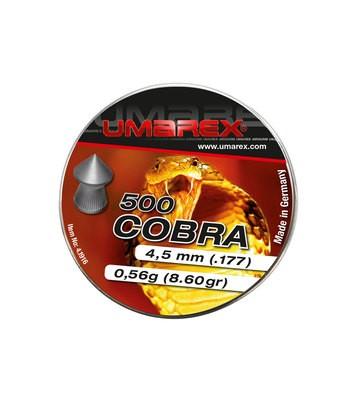 Spitzkopfdiabolo Cobra 4,5 mm
